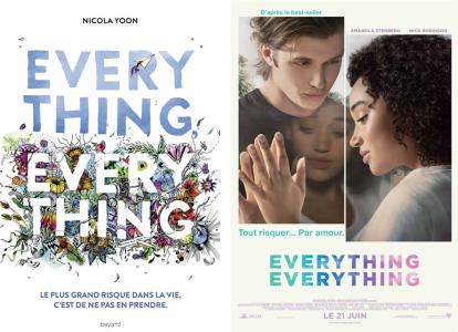 Du Livre Au Film Everything Everything De Nicola Yoon